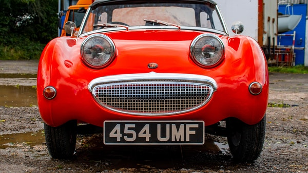 RESERVE LOWERED - 1959 Austin-Healey Frogeye Sprite For Sale (picture 38 of 112)