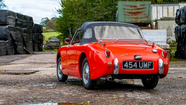 RESERVE LOWERED - 1959 Austin-Healey Frogeye Sprite For Sale (picture 23 of 112)