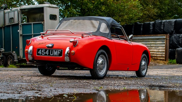 RESERVE LOWERED - 1959 Austin-Healey Frogeye Sprite For Sale (picture 28 of 112)