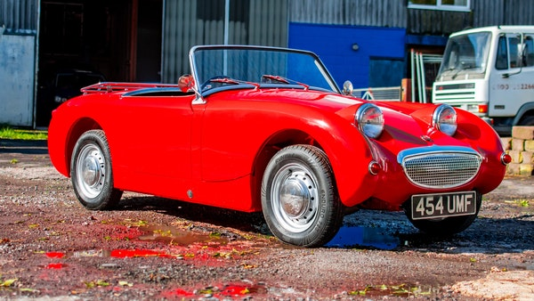 RESERVE LOWERED - 1959 Austin-Healey Frogeye Sprite For Sale (picture 5 of 112)
