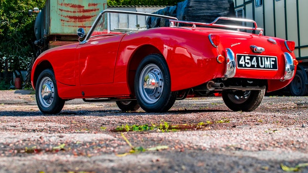 RESERVE LOWERED - 1959 Austin-Healey Frogeye Sprite For Sale (picture 11 of 112)