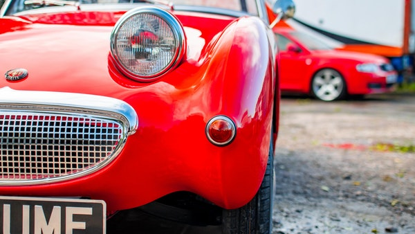RESERVE LOWERED - 1959 Austin-Healey Frogeye Sprite For Sale (picture 74 of 112)
