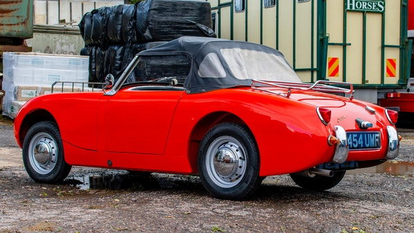 RESERVE LOWERED - 1959 Austin-Healey Frogeye Sprite For Sale (picture 21 of 112)