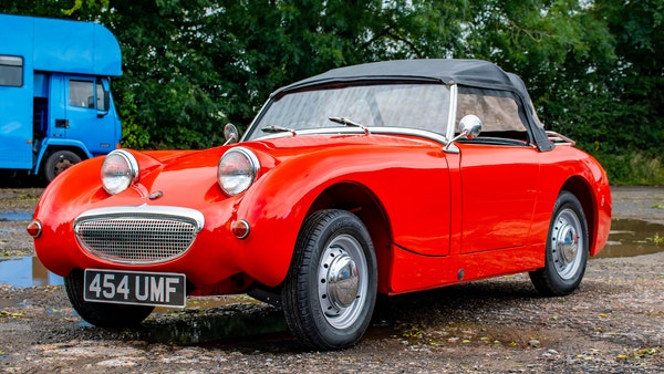 RESERVE LOWERED - 1959 Austin-Healey Frogeye Sprite For Sale (picture 18 of 112)