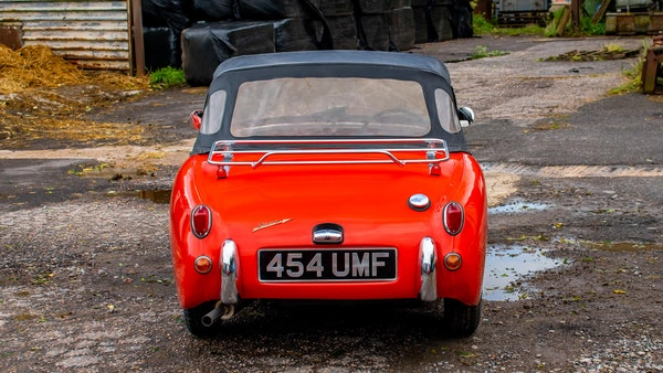 RESERVE LOWERED - 1959 Austin-Healey Frogeye Sprite For Sale (picture 25 of 112)