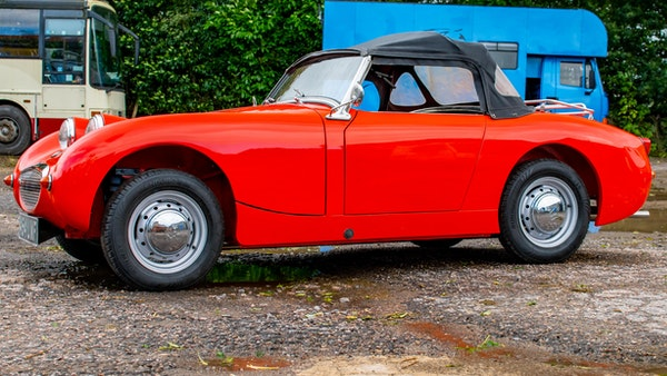 RESERVE LOWERED - 1959 Austin-Healey Frogeye Sprite For Sale (picture 19 of 112)
