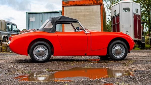 RESERVE LOWERED - 1959 Austin-Healey Frogeye Sprite For Sale (picture 30 of 112)