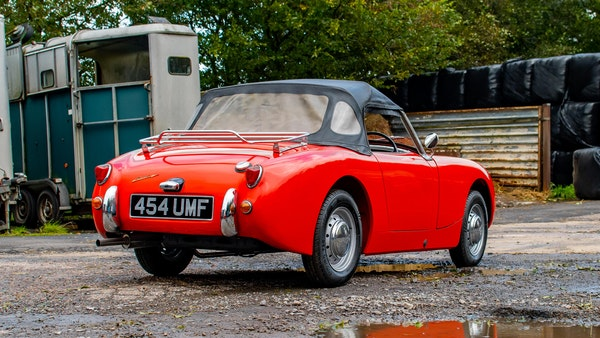 RESERVE LOWERED - 1959 Austin-Healey Frogeye Sprite For Sale (picture 27 of 112)