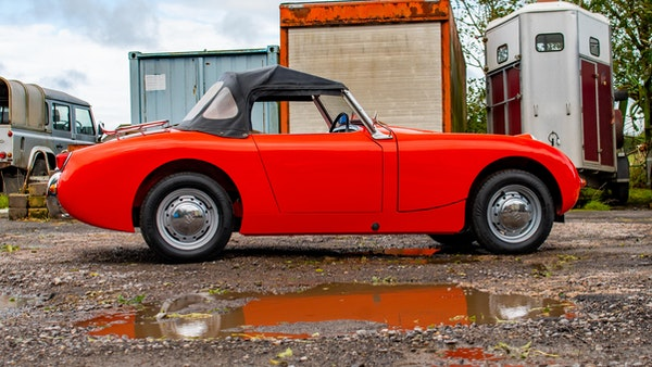 RESERVE LOWERED - 1959 Austin-Healey Frogeye Sprite For Sale (picture 31 of 112)