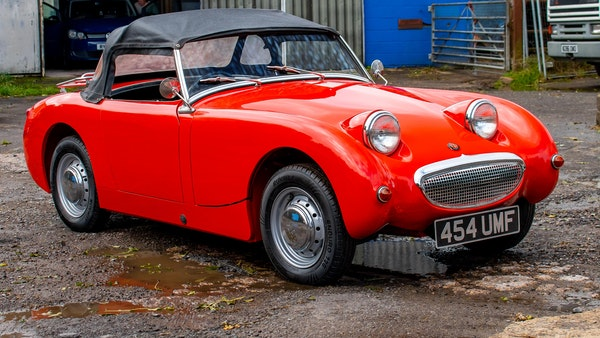 RESERVE LOWERED - 1959 Austin-Healey Frogeye Sprite For Sale (picture 35 of 112)