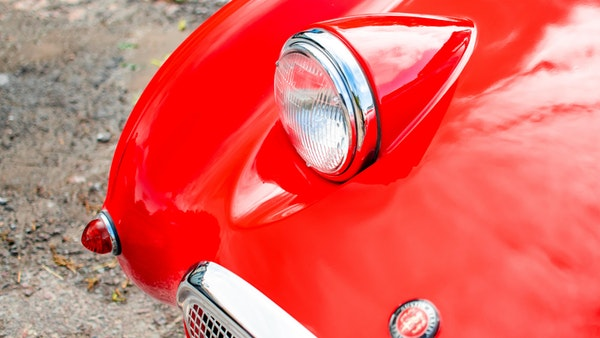 RESERVE LOWERED - 1959 Austin-Healey Frogeye Sprite For Sale (picture 71 of 112)