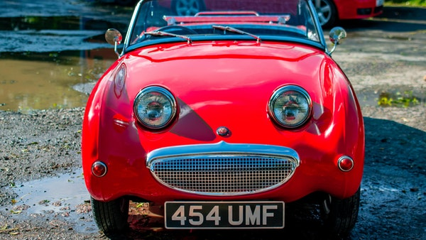 RESERVE LOWERED - 1959 Austin-Healey Frogeye Sprite For Sale (picture 9 of 112)