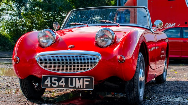 RESERVE LOWERED - 1959 Austin-Healey Frogeye Sprite For Sale (picture 10 of 112)