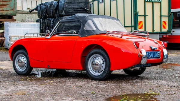 RESERVE LOWERED - 1959 Austin-Healey Frogeye Sprite For Sale (picture 22 of 112)
