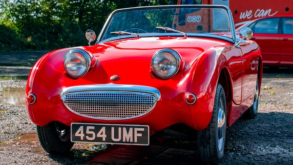 RESERVE LOWERED - 1959 Austin-Healey Frogeye Sprite For Sale (picture 1 of 112)