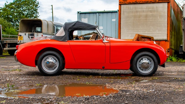 RESERVE LOWERED - 1959 Austin-Healey Frogeye Sprite For Sale (picture 32 of 112)
