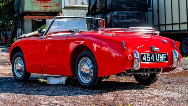 RESERVE LOWERED - 1959 Austin-Healey Frogeye Sprite For Sale (picture 6 of 112)