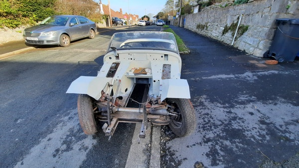 1959 Austin Healey 'Frogeye' Sprite PROJECT For Sale (picture 3 of 61)