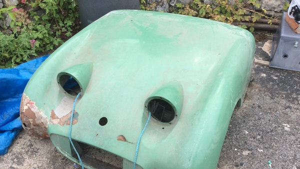 1959 Austin Healey 'Frogeye' Sprite PROJECT For Sale (picture 5 of 61)