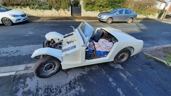 1959 Austin Healey 'Frogeye' Sprite PROJECT For Sale (picture 1 of 61)