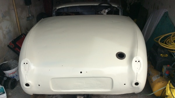 1959 Austin Healey 'Frogeye' Sprite PROJECT For Sale (picture 4 of 61)