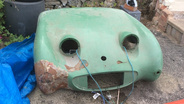1959 Austin Healey 'Frogeye' Sprite PROJECT For Sale (picture 39 of 61)