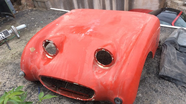 1959 Austin Healey 'Frogeye' Sprite PROJECT For Sale (picture 6 of 61)
