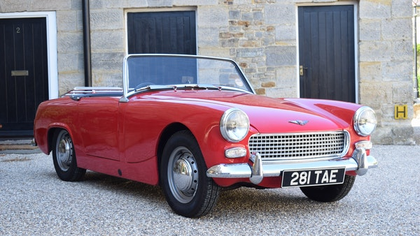 1963 Austin Healey Sprite Mk.II For Sale (picture 7 of 92)