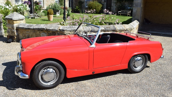 1963 Austin Healey Sprite Mk.II For Sale (picture 5 of 92)
