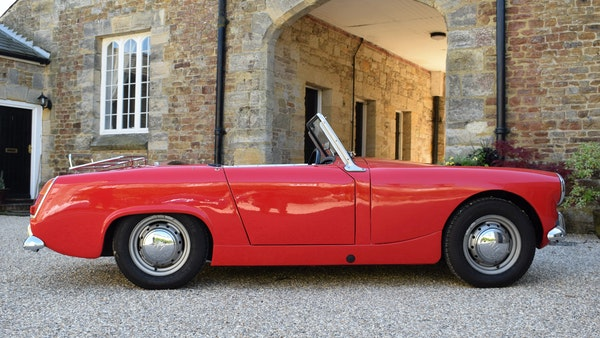 1963 Austin Healey Sprite Mk.II For Sale (picture 12 of 92)