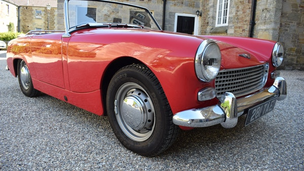1963 Austin Healey Sprite Mk.II For Sale (picture 6 of 92)