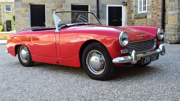 1963 Austin Healey Sprite Mk.II For Sale (picture 1 of 92)