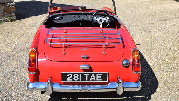 1963 Austin Healey Sprite Mk.II For Sale (picture 20 of 92)