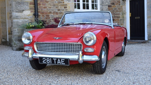 1963 Austin Healey Sprite Mk.II For Sale (picture 9 of 92)