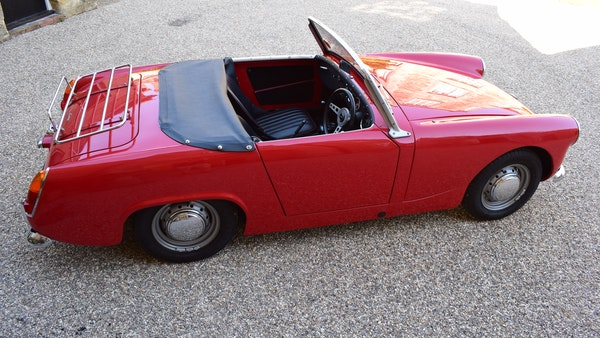 1963 Austin Healey Sprite Mk.II For Sale (picture 14 of 92)