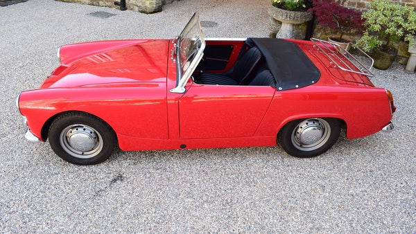1963 Austin Healey Sprite Mk.II For Sale (picture 18 of 92)