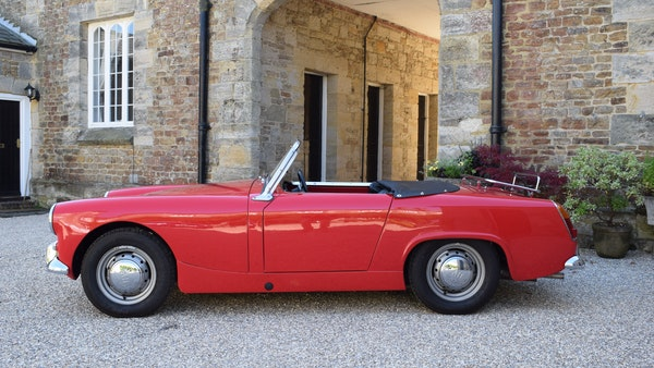 1963 Austin Healey Sprite Mk.II For Sale (picture 11 of 92)