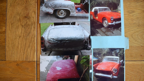 1963 Austin Healey Sprite Mk.II For Sale (picture 90 of 92)