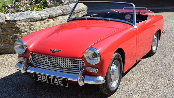 1963 Austin Healey Sprite Mk.II For Sale (picture 3 of 92)