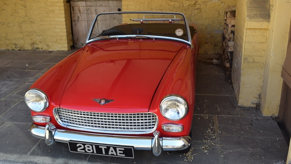 1963 Austin Healey Sprite Mk.II For Sale (picture 4 of 92)