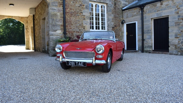1963 Austin Healey Sprite Mk.II For Sale (picture 10 of 92)