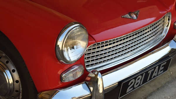 1963 Austin Healey Sprite Mk.II For Sale (picture 58 of 92)