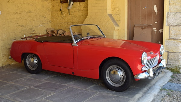 1963 Austin Healey Sprite Mk.II For Sale (picture 8 of 92)