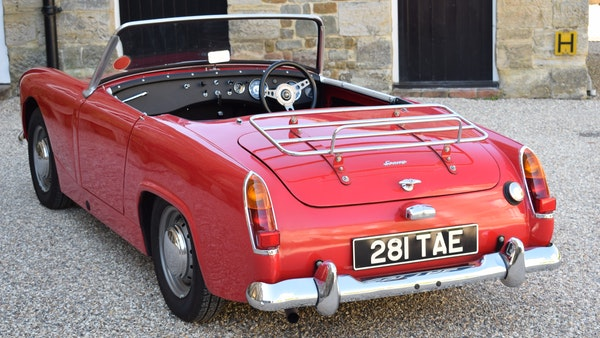 1963 Austin Healey Sprite Mk.II For Sale (picture 21 of 92)