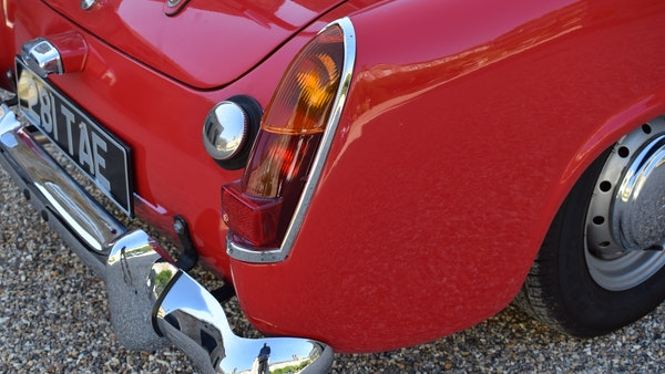 1963 Austin Healey Sprite Mk.II For Sale (picture 59 of 92)