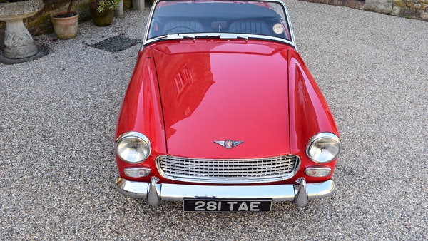 1963 Austin Healey Sprite Mk.II For Sale (picture 16 of 92)