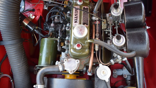 1963 Austin Healey Sprite Mk.II For Sale (picture 72 of 92)