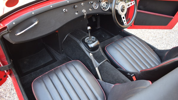 1963 Austin Healey Sprite Mk.II For Sale (picture 30 of 92)
