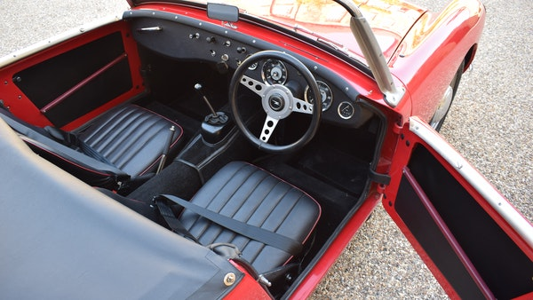 1963 Austin Healey Sprite Mk.II For Sale (picture 28 of 92)