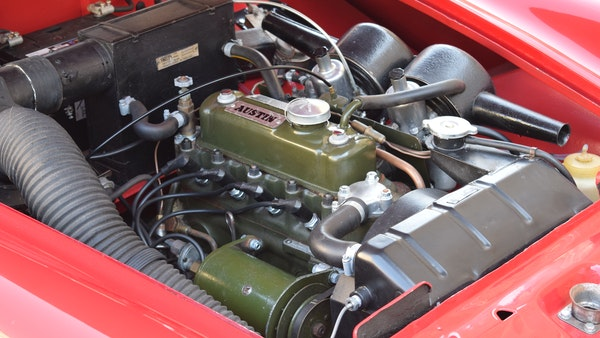 1963 Austin Healey Sprite Mk.II For Sale (picture 77 of 92)